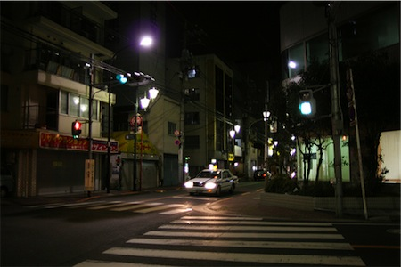 Kamata Intersection